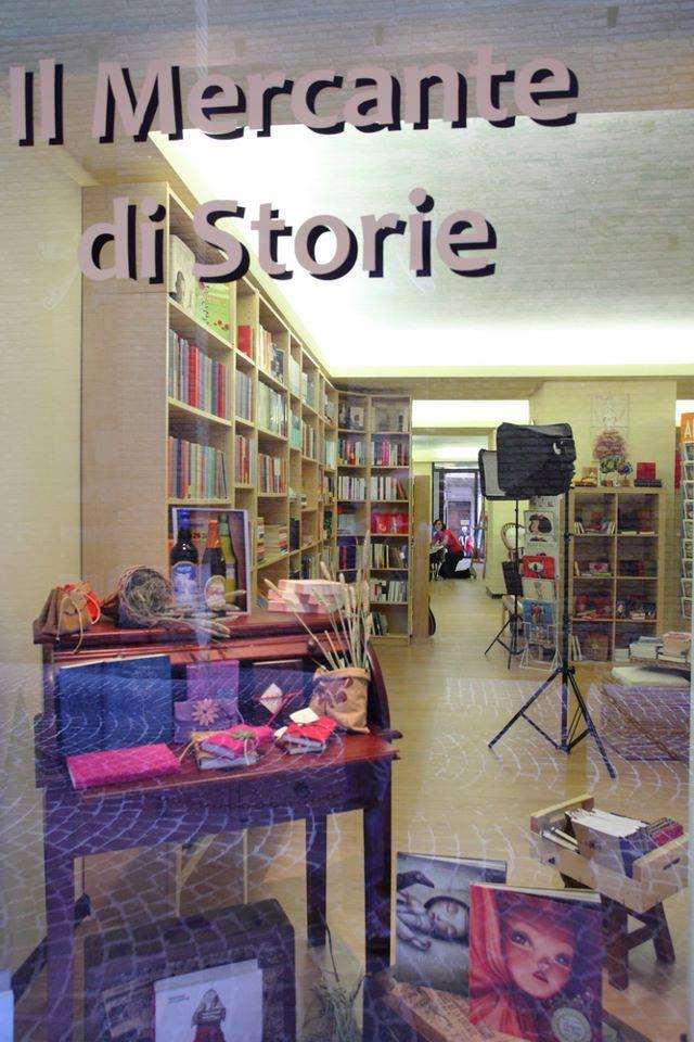 Libreria il mercante di storie for Il mercante arredamenti